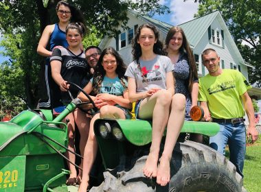 Vosberg Family Midwest Farmers