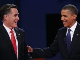 Mitt Romney Caught Red Handed