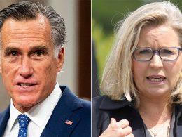 Mitt Romney Decides to Cosplay Liz Cheney... It Won't End Well