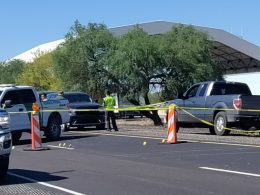 Deadly Border Situation Spills Over Into Major Shopping Lot