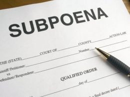 Subpoena Issued for Election Supervisor after Video Evidence Emerges