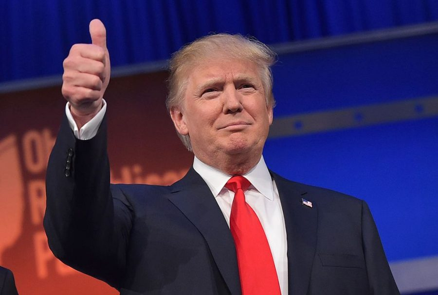 Trump Pulls Off a Win Against the Left