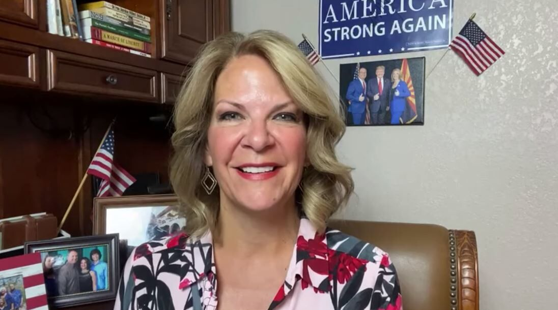 Arizona GOP Chairwoman is Now Speaking Out