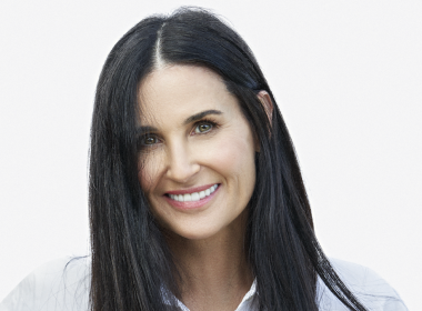 Demi Moore Defies The Sands of Time In Her Tiny Bikini