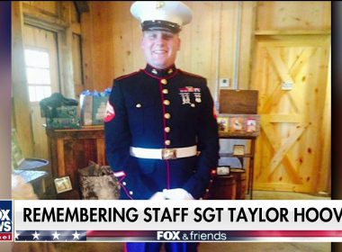 Father of Slain Marine Breaks Silence