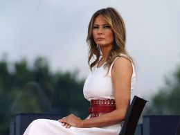 Melania, in True Trump Fashion, Blasts NBC Presidential Historian After Bogus Claims Were Made