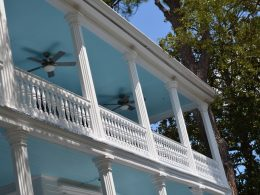 People are Painting Their Porches Blue... This is Why 3