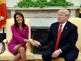 Donald Trump Unleashes the Fury on Nikki Haley