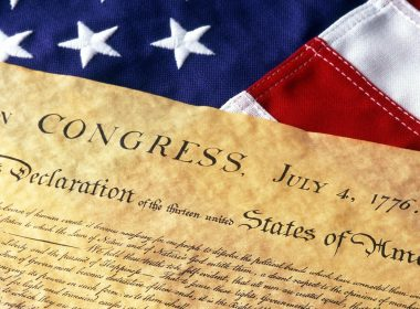 """138 Legislators From 38 States Sign """"New Declaration Of Independence"""""""