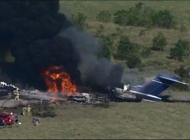 Devastating Plane Crash