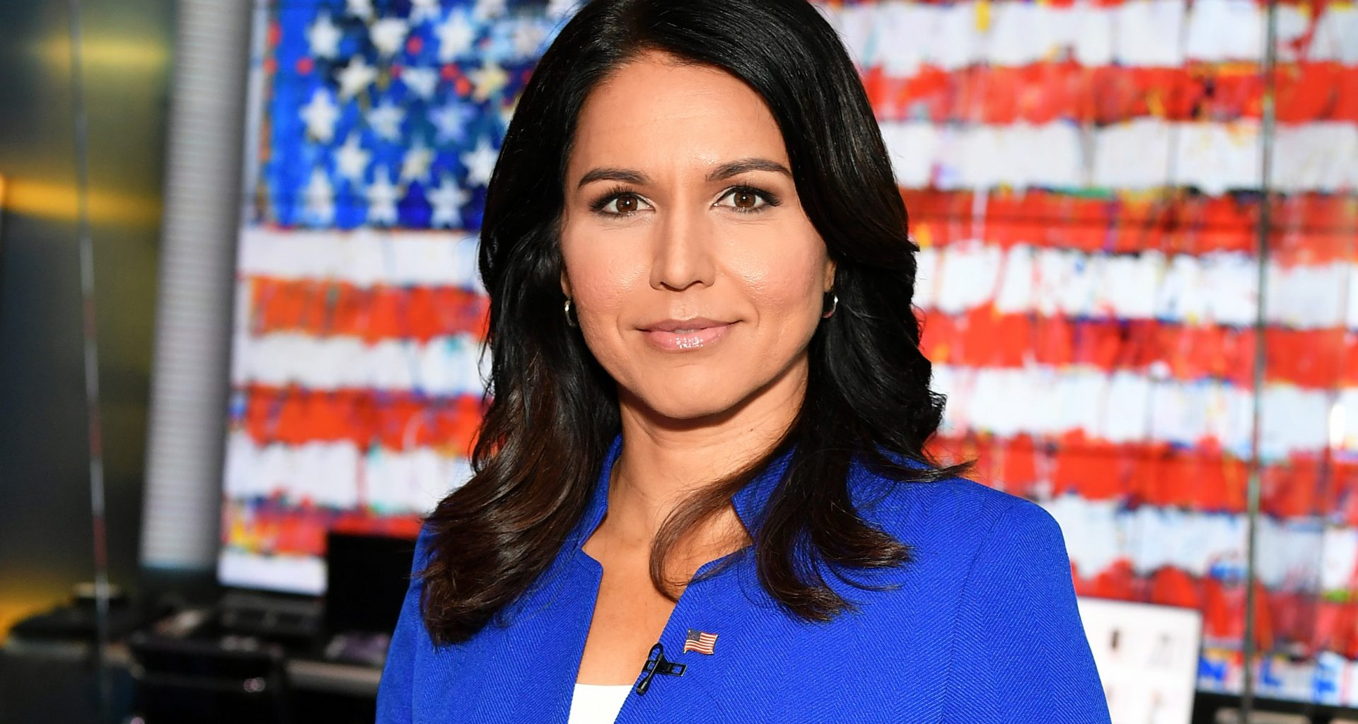 Tulsi Gabbard Breaks from Party Lines, Discusses Biden Team Scandals